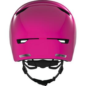 abus scraper 3 0 helmet kids shiny pink g nstig kaufen. Black Bedroom Furniture Sets. Home Design Ideas